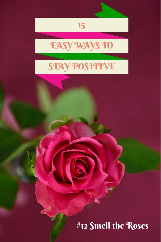 15 easy ways to stay positive