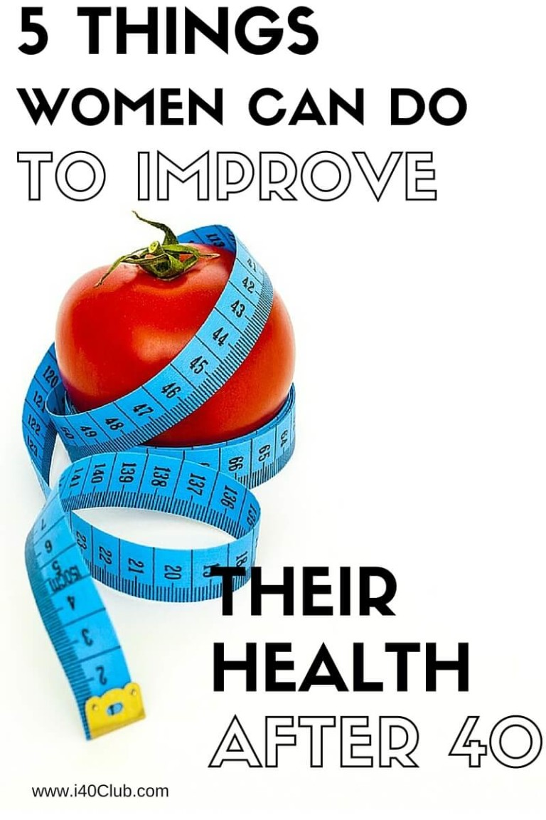 5 Things Women Can Do To Improve Their Health