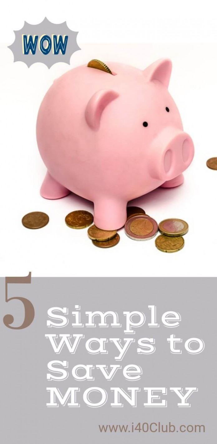 Five Simple Ways to Save More Than You Spend