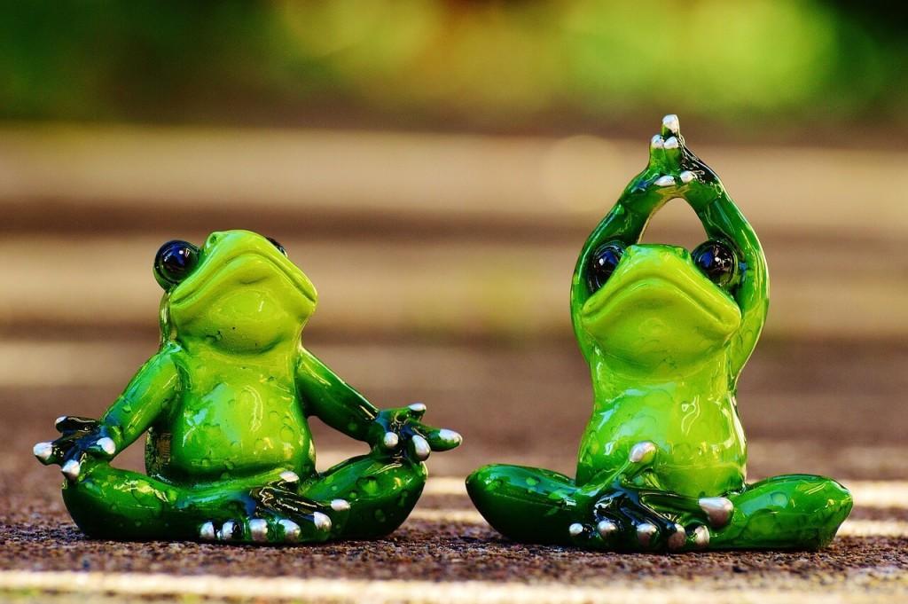yoga women over 40