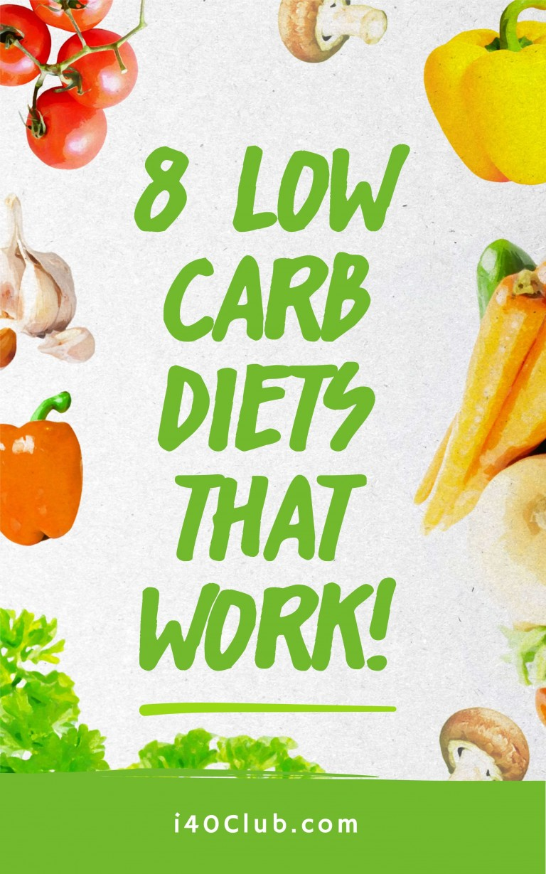 Low Carb Diets – The Top 8