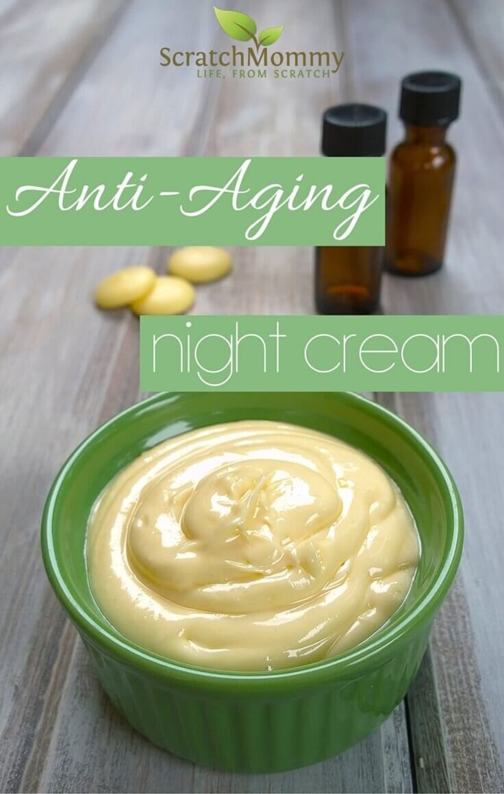 Amazing DIY Anti-Aging Skin Care Products