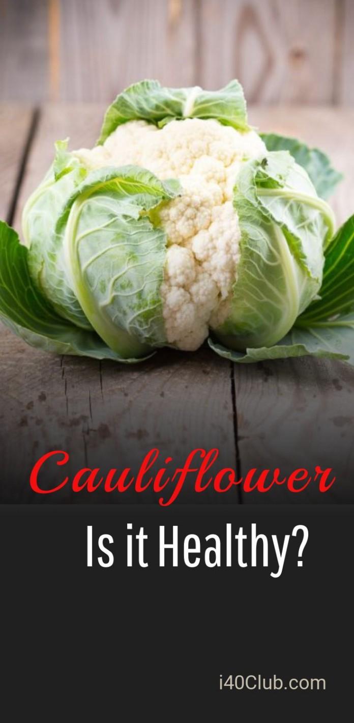 Health Benefits of Cauliflower Receipes
