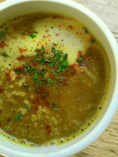 Anti-Inflammatory Roasted Cauliflower Soup