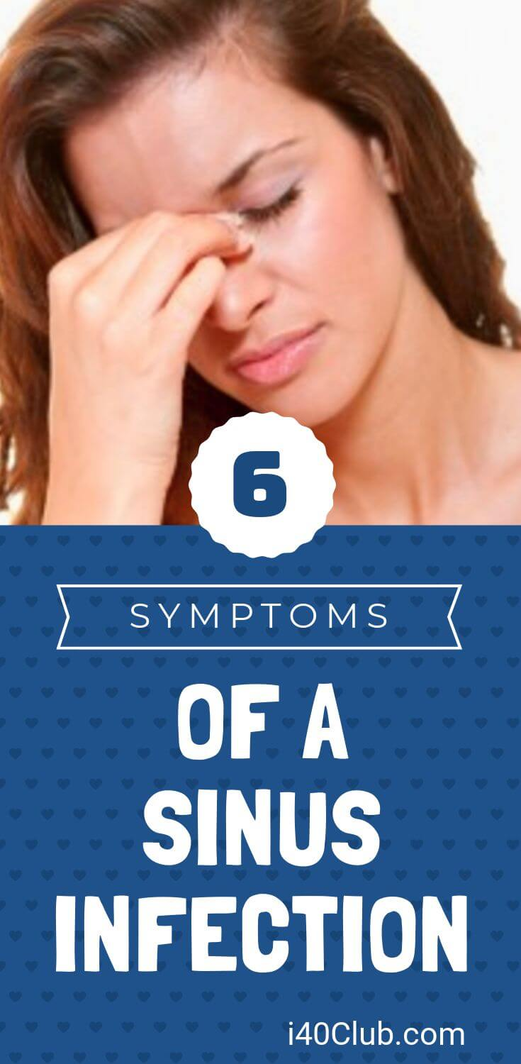 Symptoms of a Sinus Infection: What You Should Know