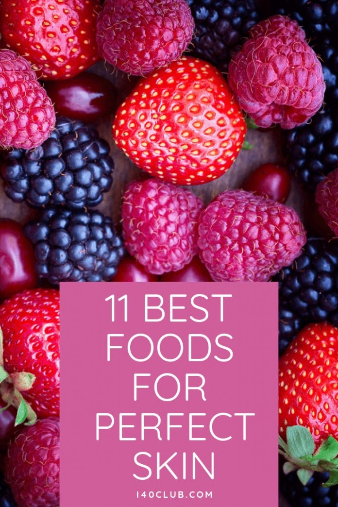 11 Best Foods for Gorgeous Skin