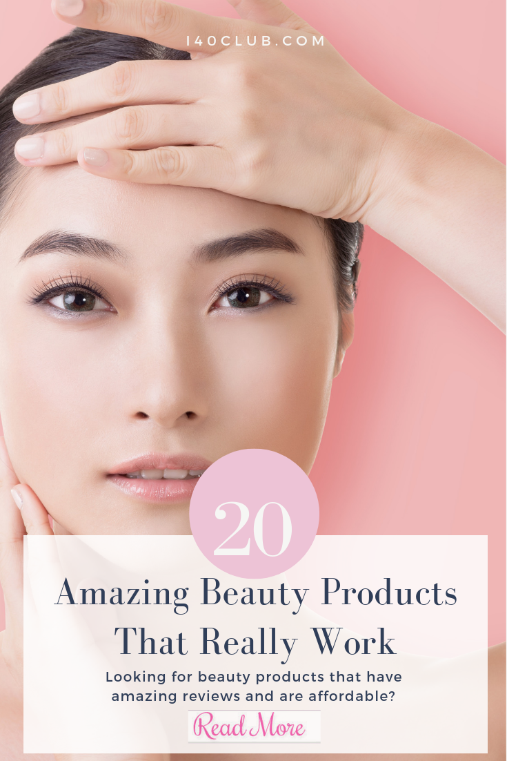 20 Amazing Beauty Products That Really Work