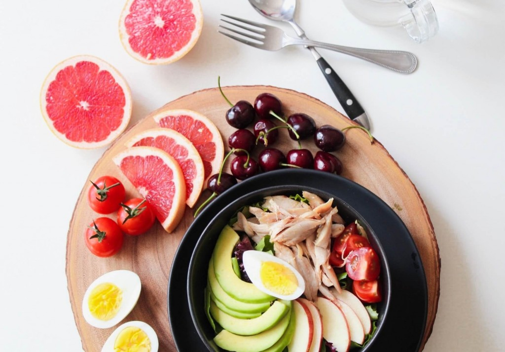 Healthy Eating to Improve Negative Thoughts