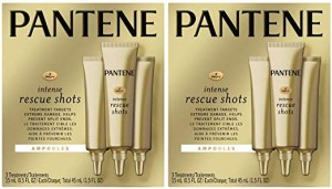 Pantene Pro-V Intense Rescue Shots