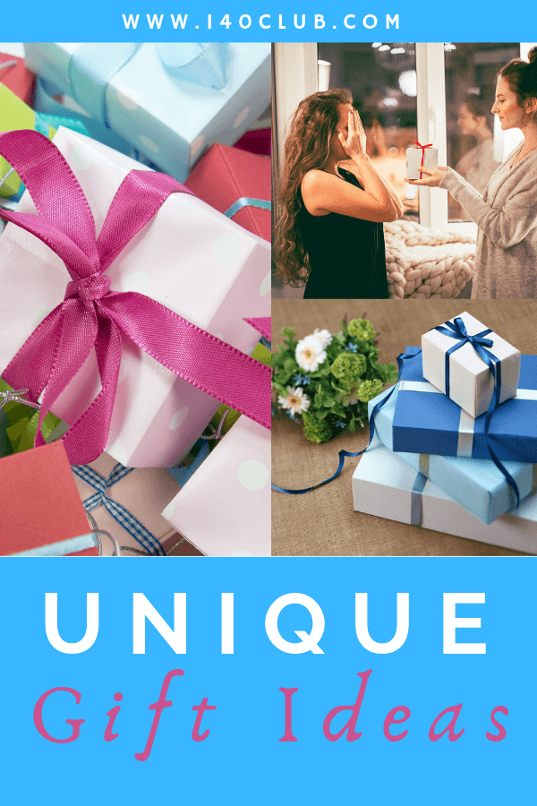 Unique Gift Ideas When You're Out Of Options