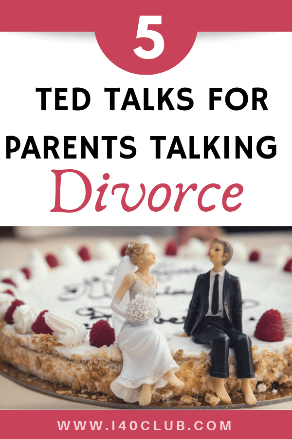 5 Best Ted Talks for Parents Considering Divorce