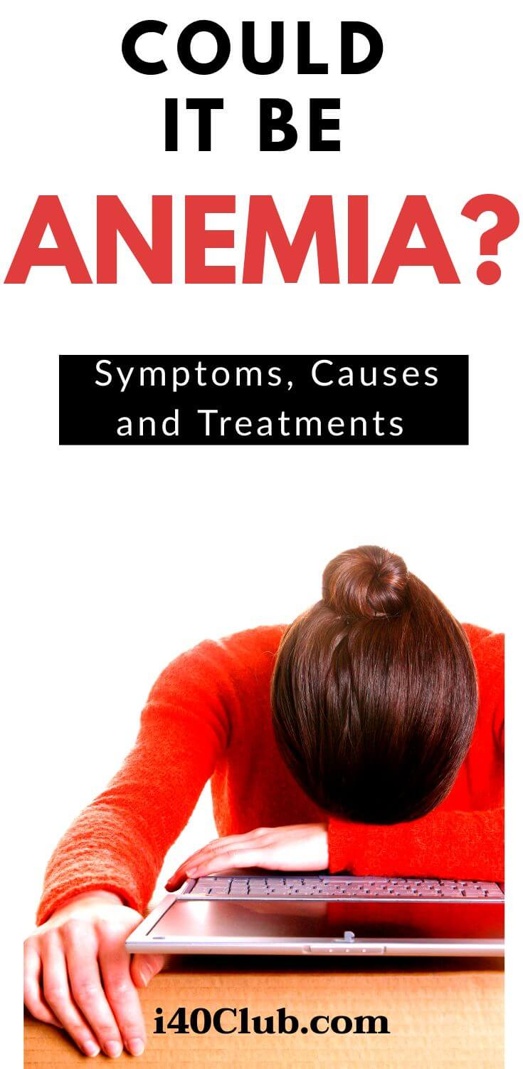 Anemia Treatment, Symptoms and Causes