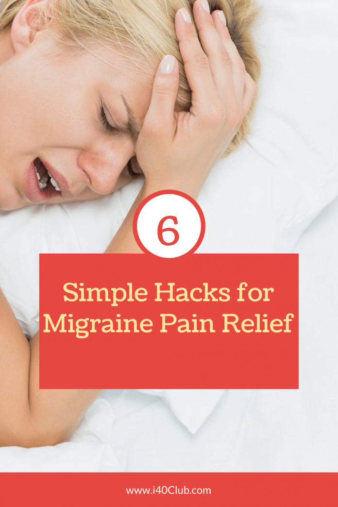 No one wants to have to handle a headache, but a headache is nothing compared to a migraine. There are some simple hacks that you can do right away will help you with that migraine pain relief.