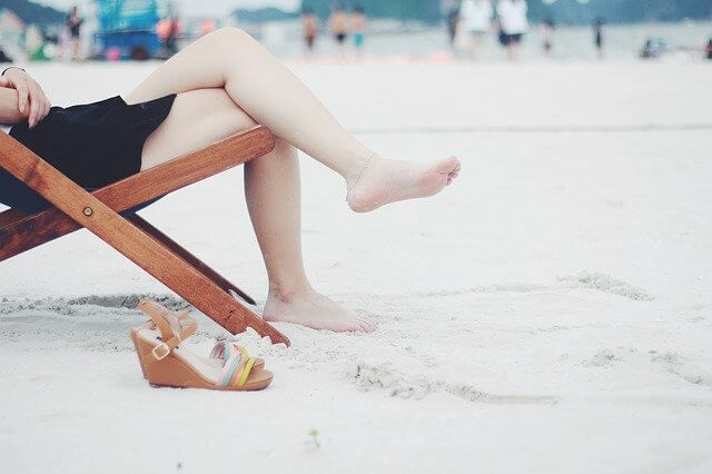Don't Ignore Your Feet in the Summer