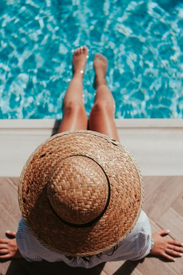 problems with your complexion in the summer