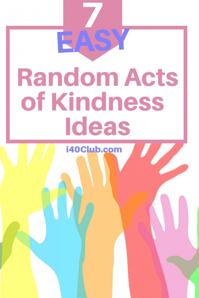7 Unexpected Random Acts of Kindness Day Ideas