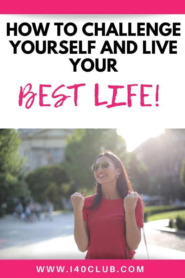 This Challenges List Will Help You Live Your Best Life
